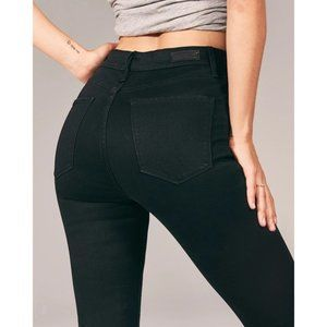 High Rise Super Skinny Jeans Abercrombie & Fitch 2
